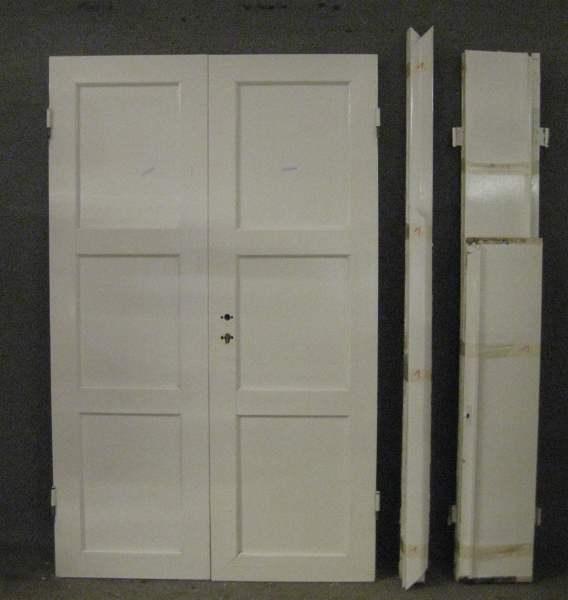 2 fl gelige zimmert r mit zarge und bekleidungen. Black Bedroom Furniture Sets. Home Design Ideas